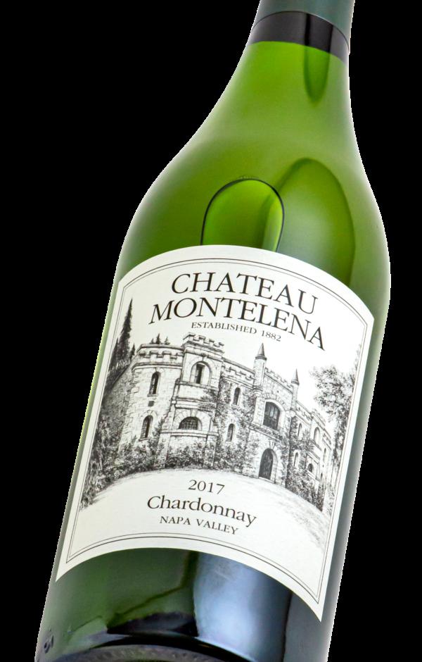 2017 Chardonnay Bottle