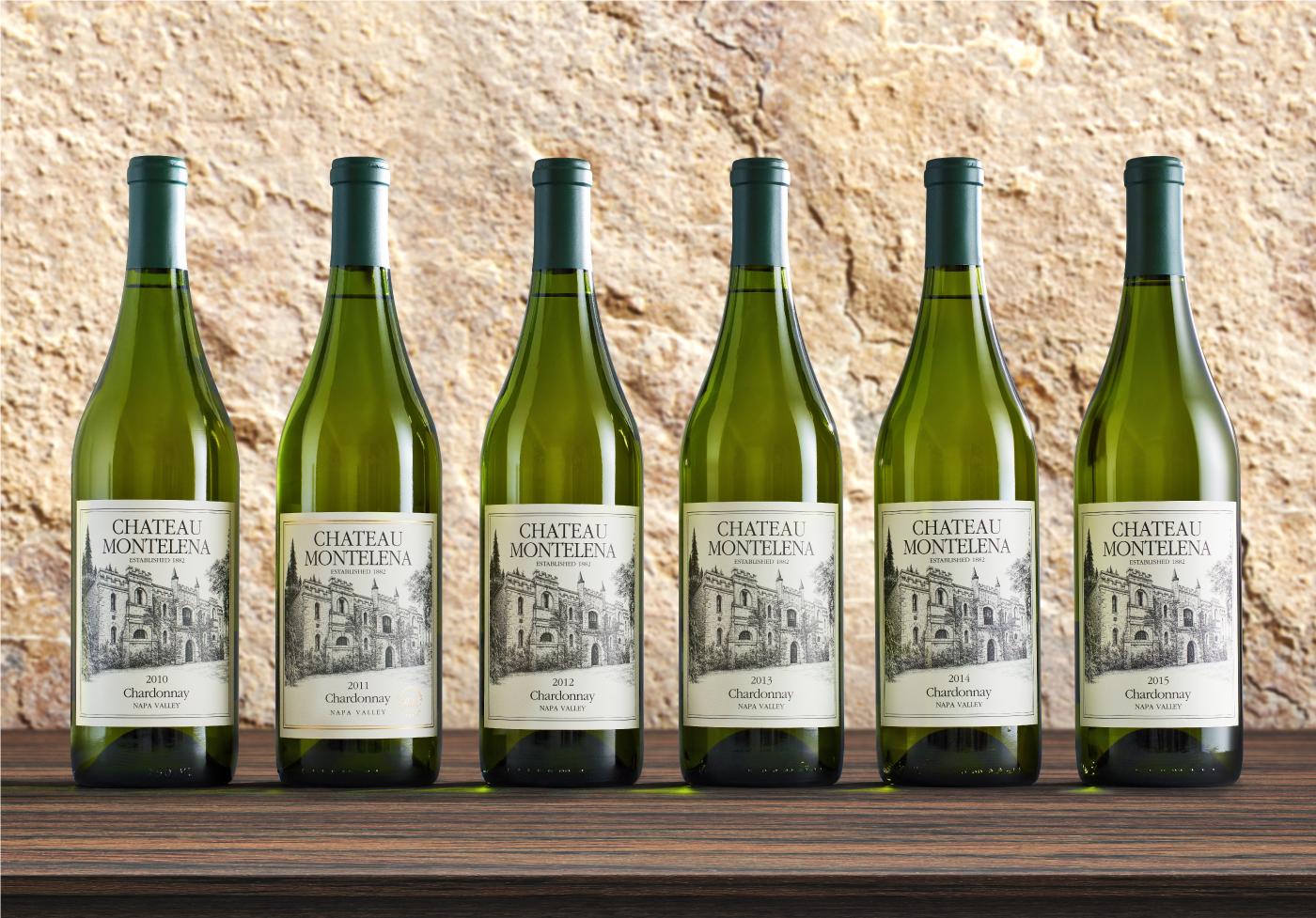 The Chardonnay Vertical